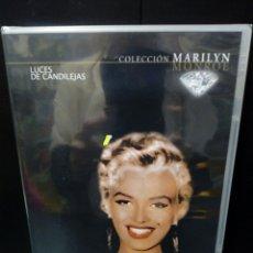 Cinema: LUCES DE CANDILEJAS DVD. Lote 143778338