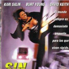 Cine: SIN FRENO KARI SALIN . Lote 143795810