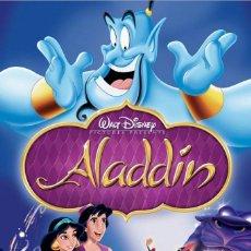 Cine: ALADDIN - DISNEY - DVD EDICIÓN ESPECIAL 2 DISCOS. Lote 143798466
