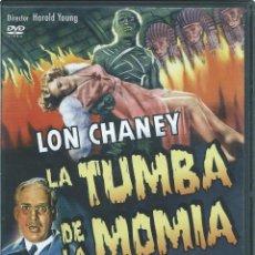 Cine: LA TUMBA DE LA MOMIA, 1942. LON CHANEY. DICK FORAN. Lote 143816030