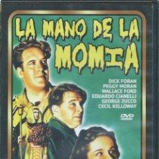 Cine: LA MANO DE LA MOMIA, 1940. DICK FORAN. Lote 143816446