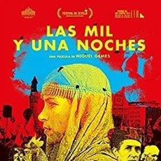Cine: LAS MIL Y UNA NOCHES. DVD. PEDRO GOMES. TRES DISCOS. Lote 143816938