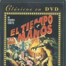Cine: EL TIEMPO EN SUS MANOS, GEORGE PAL 1960.. Lote 143817078