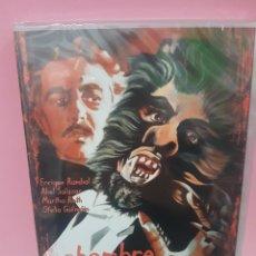 Cine: EL HOMBRE Y EL MONSTRUO DVD -PRECINTADO-. Lote 143817482