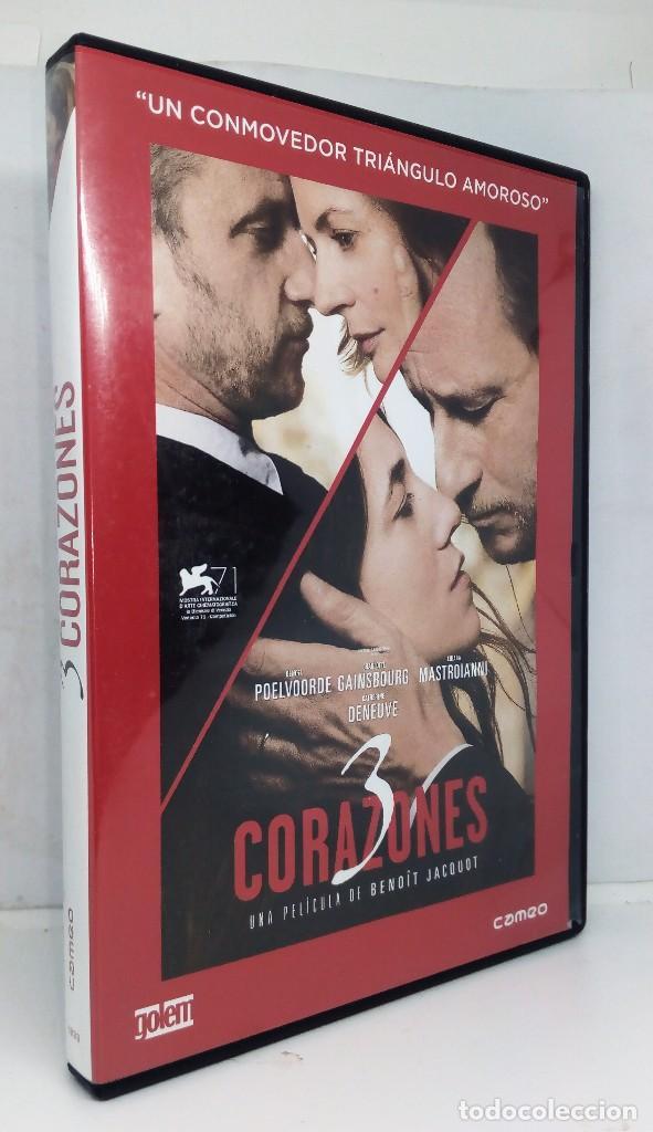 3 CORAZONES *** PELICULA DVD 2014 (Cine - Películas - DVD)