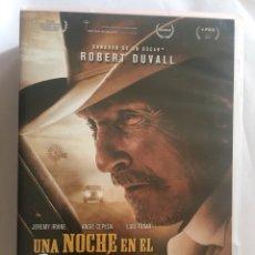 Cine: UNA NOCHE EN EL VIEJO MEXCO DVD. Lote 143849736