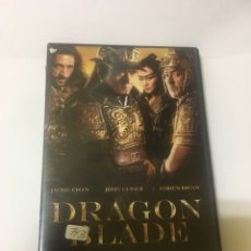 Cine: DRAGON BLADE DVD. Lote 143849853