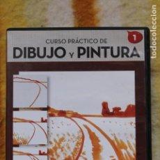 Cine: DIBUJO Y PINTURA. Lote 143897842