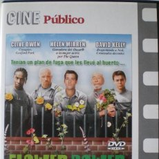 Cine: DVD FLOWER POWER COMO UNA REGADERA, CON CLIVE OWEN, HELEN MIRREN Y DAVID KELLY. Lote 143940746