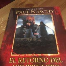 Cine: EL RETORNO DEL HOMBRE LOBO - DVD NASCHY SIN DESPRECINTAR. Lote 143961646