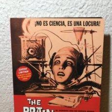 Cine: EL CEREBRO QUE NO QUERÍA MORIR // DVD EDICIÓN LIMITADA // PAL 2 CAJA DE CARTÓN (1962). Lote 143967890