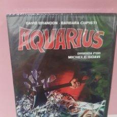 Cine: AQUARIUS (MICHELE SOAVI) DVD -PRECINTADO-. Lote 143968413