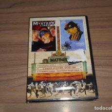 Cine: PACK DVD EL BUQUE DE LOS MISTERIOS + EL VELERO DE LA MUERTE BELA LUGOSI NUEVA PRECINTADA. Lote 144193037