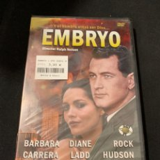 Cine: ( A37 ) EMBRYO - DIANE LADD ( DVD NUEVO PRECINTADO ). Lote 143992524