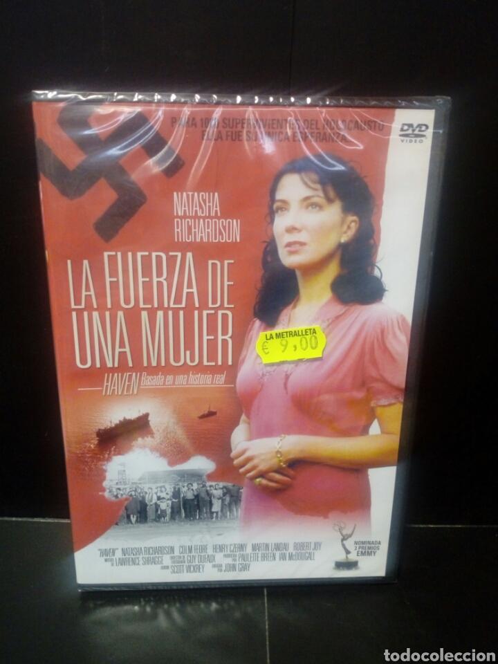 LA FUERZA DE UNA MUJER DVD (Cine - Películas - DVD)