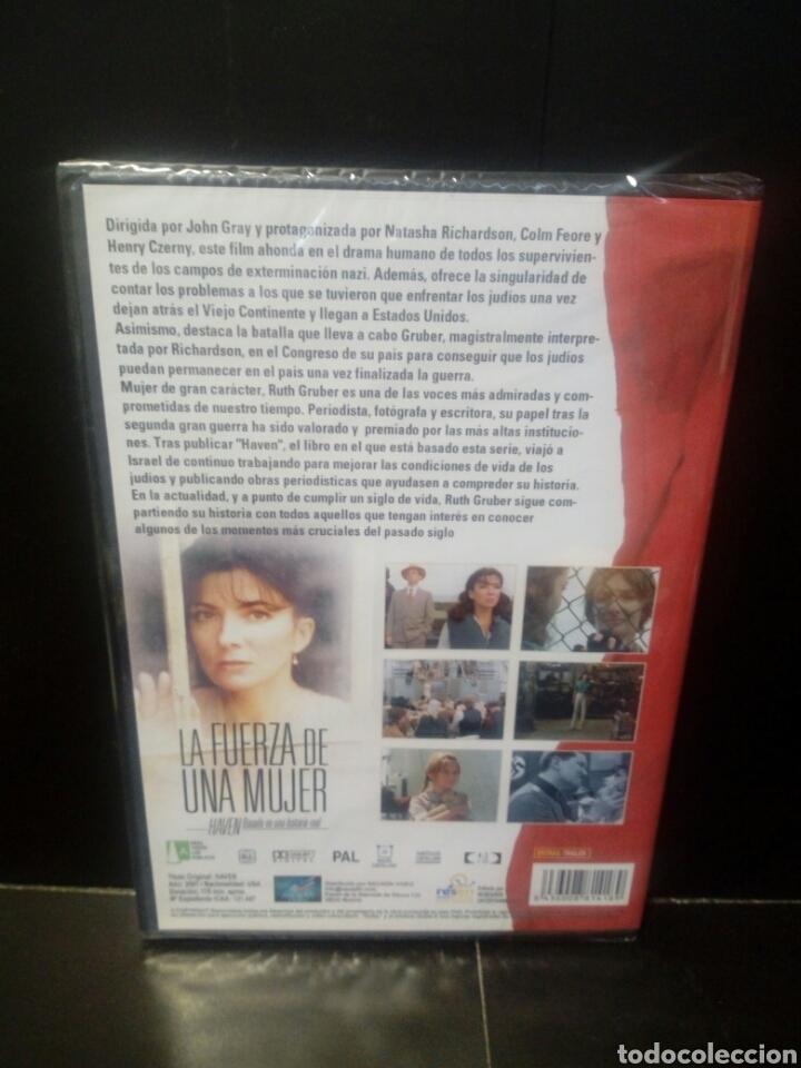 Cine: La fuerza de una mujer DVD - Foto 2 - 144037260