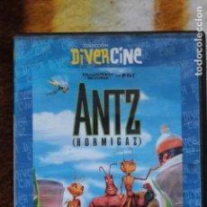 Cine: DVD ANTZ (HORMIGAZ). Lote 144102170