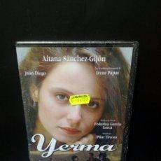 Cine: YERMA DVD. Lote 144136882