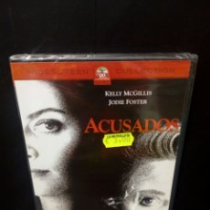 Cine: ACUSADOS DVD. Lote 144136990