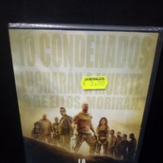 Cine: LA ISLA DE LOS CONDENADOS DVD. Lote 144137184