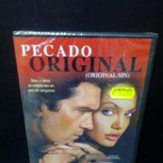 Cine: PECADO ORIGINAL DVD. Lote 144137249