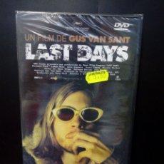 Cine: LAST DAYS DVD. Lote 144139494