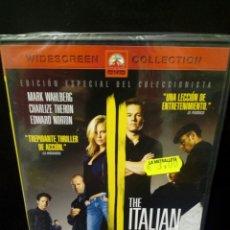 Cine: THW ITALIAN JOB DVD. Lote 144139588