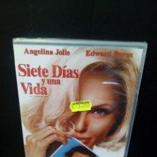Cine: SIETE DÍAS Y UNA VIDA DVD. Lote 144139921