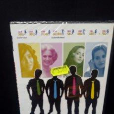 Cine: CAFÉ SOLO O CON ELLAS DVD. Lote 144140784