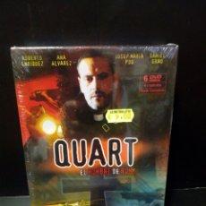 Cine: QUART EL HOMBRE DE ROMA DVD. Lote 144142081