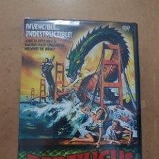 Cine: ( RESEN ) REPTILICUS - DVD NUEVO PRECINTADO. Lote 144165996