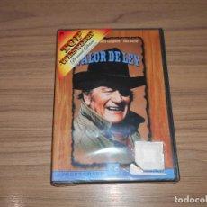 Cine: VALOR DE LEY DVD JOHN WAYNE NUEVA PRECINTADA. Lote 144209514