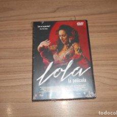 Cine: LOLA LA PELICULA DVD LA VIDA DE LOLA FLORES NUEVA PRECINTADA. Lote 144209814