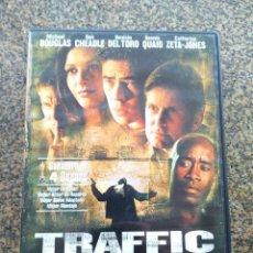 Cine: DVD -- TRAFFIC -- STEVEN SODERBERGH --. Lote 144221682