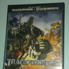 Cine: TRANSFORMERS 1 & 2. Lote 144230254