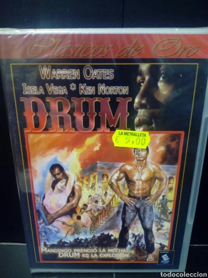 DRUM DVD (Cine - Películas - DVD)