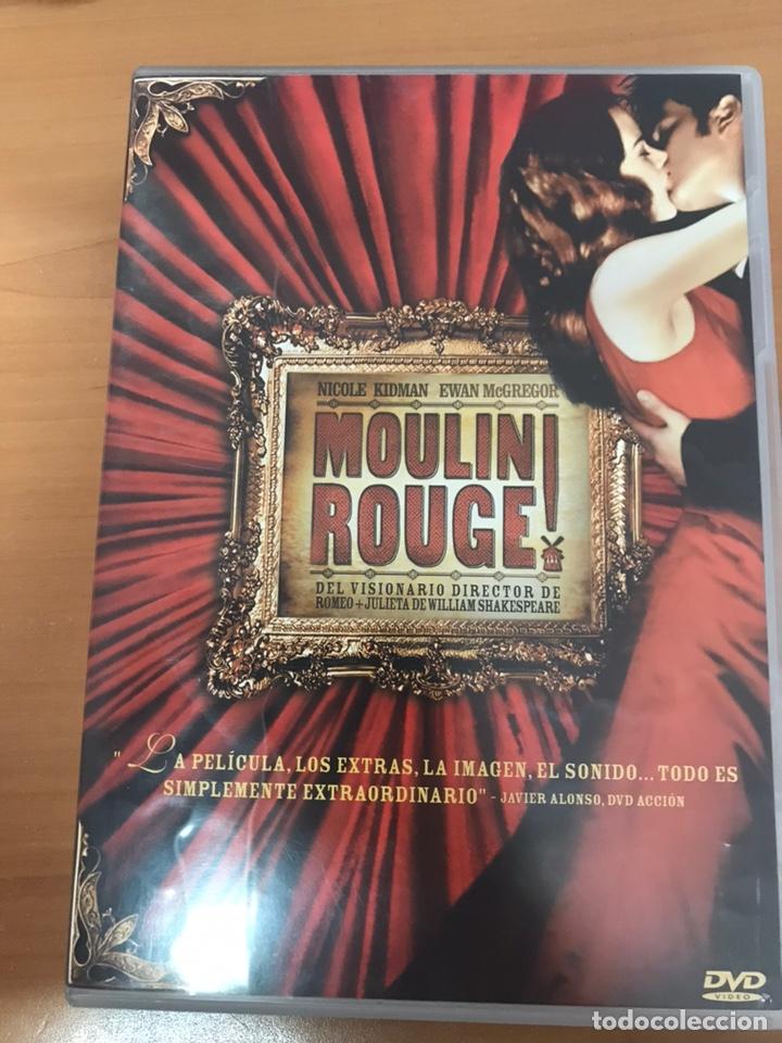 Dvd Moulin Rouge Kaufen Filme Auf Dvd In Todocoleccion 144309292