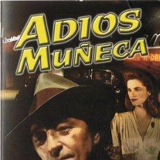 Cine: ADIOS MUÑECA ROBERT MITCHUM. Lote 144351462