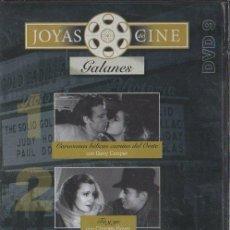 Cine: JOYAS DEL CINE. GALANES. DVD 9. DVD-4920 ,2. Lote 144390174