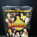 Cine: LO MEJOR DEL KARAOKE COLECCIÓN DVD. Lote 159476078