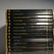 Cine: COLECCIÓN COMPLETA LIBRO - DVD'S CINE DE ORO EL PAÍS. Lote 144465668