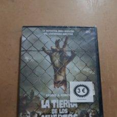 Cine: ( EMON ) LA TIERRA DE LOS MUERTOS VIVIENTES - DVD NUEVO PRECINTADO. Lote 144514724