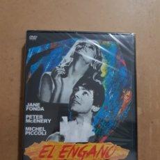 Cine: ( RESEN) EL ENGAÑO - DVD NUEVO PRECINTADO. Lote 144515178