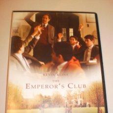 Cine: DVD THE EMPEROR'S CLUB. KEVIN KLINE. 111 MINUTOS (EN ESTADO NORMAL). Lote 196254727