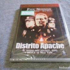 Cine: DISTRITO APACHE DVD NUEVO PRECINTADO. Lote 144611238