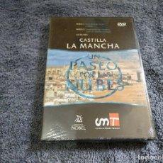 Cine: CASTILLA LA MANCHA UN PASEO POR LAS NUBES DVD NUEVO PRECINTADO. Lote 144611370