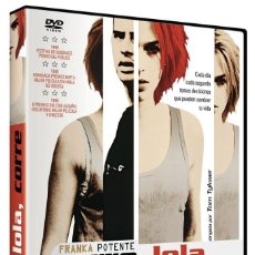 Cine: CORRE, LOLA, CORRE - LOLA RENNT (RUN, LOLA, RUN) (NUEVO). Lote 153289984