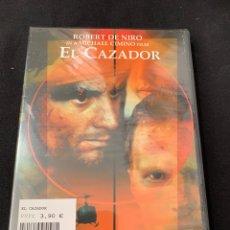 Cine: ( A40 ) EL CAZADOR - ROBERT DE NIRO ( DVD NUEVO PRECINTADO ). Lote 144689629