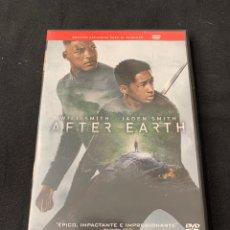 Cine: ( V76 ) AFTER EARTH - WILL SMITH ( DVD PROCEDENTE VIDEOCLUB ). Lote 144695457