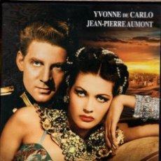 Cine: SCHEHEREZADE DVD (YVONNE DE CARLO) ...UN MÚSICO ENCUENTRA LA INSPIRACIÓN EN UNA HERMOSA MUCHACHA. Lote 144768634